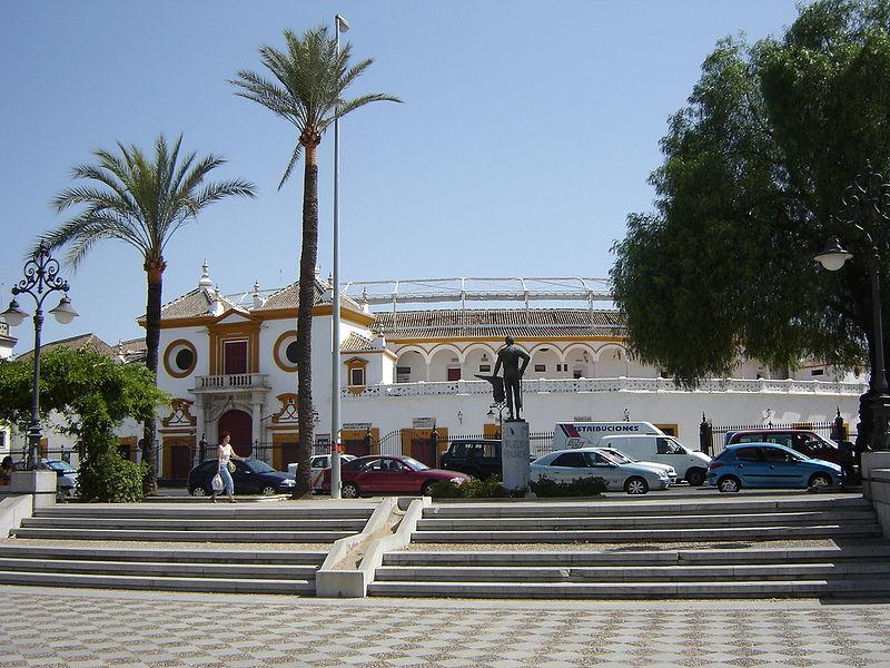 arène de Sevilla