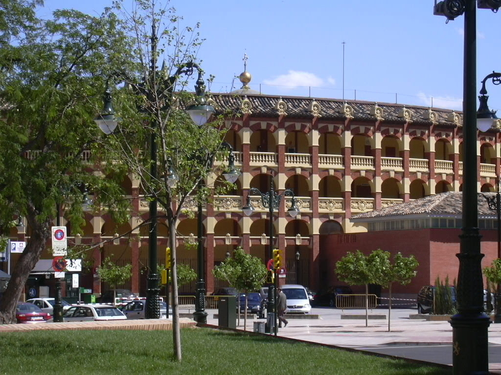 arène de Zaragoza
