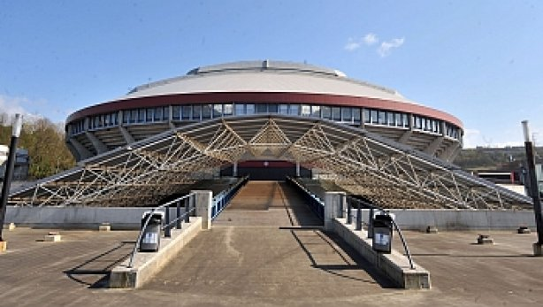 arène de San Sébastien