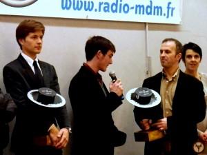 sombrero radio mdm Julien Dusseing El Santo