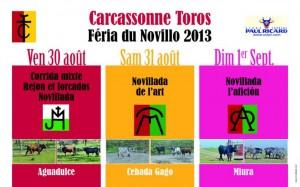 carcassonne féria 2013