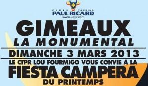 fiesta campera gimeaux 2013