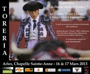 affiche adalid toreria 2013