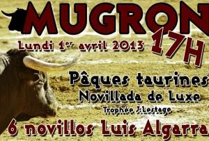 mugron programme 2013