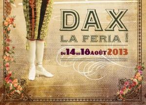 affiche-feria-dax-2013