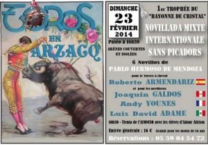 Arzacq-novillada-2014