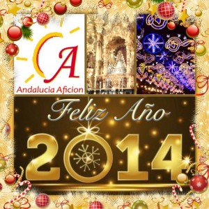 voeux 2014 - andalucia aficion