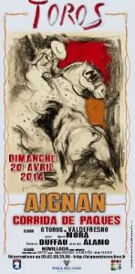 aignan-affiche 2014