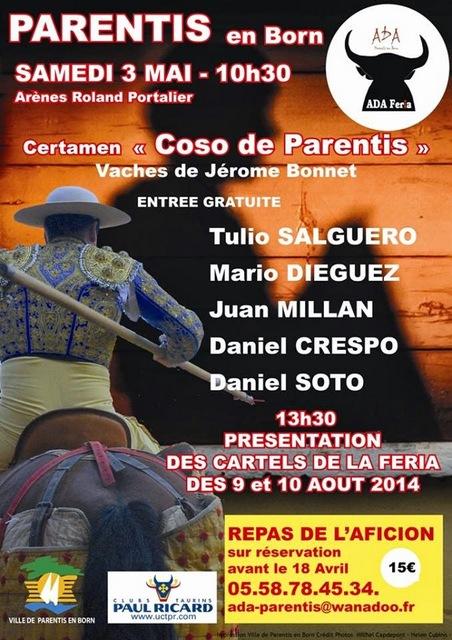 parentis-tienta-cartels 2014