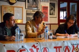 José Ignacio -A Los toros - conférence