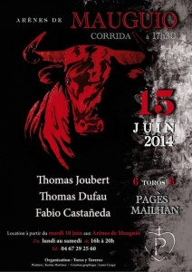 Mauguio-26ème Romeria-affiche