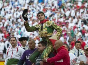 Pamplona-Perera-triomphe