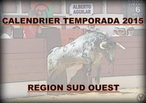 Calendrier-temporada2015-sud ouest