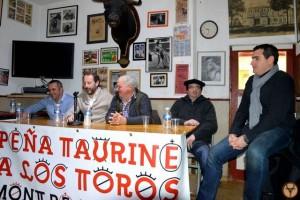 pena a los toros -ganaderos sud ouest