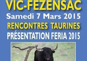 Vic Fezensac-annonce cartel2015