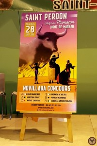 Saint Perdon -affiche présentation 2016