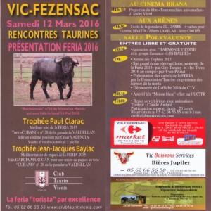 Vic Fezensac-présentation2016