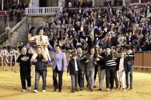 Sevilla - Victorino -indulto Escribano