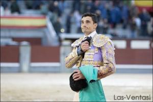 Madrid-Paco Ureña-torero