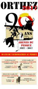 Orthez-affiche90ans