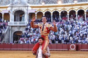 Sevilla-Pepe Moral-miura