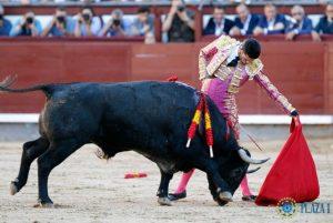 Madrid-Talavante-Victorino