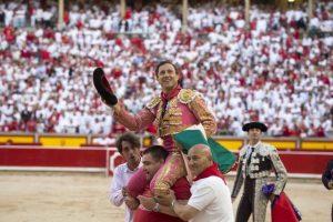 Pamplona-Rafaelillo-Miura