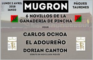 mugron-présentation-cartel 2018