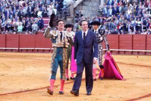 Séville-El Juli-indulto-Garcigrande