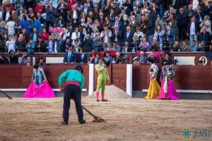 Madrid-Las Ramblas-Mora