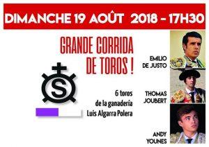 Saint Gilles-19 août2018