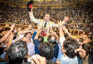 Madrid-encerrona-Ferrera-puerta grande