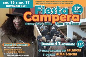 Rion des Landes-fiesta campera2019