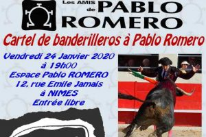 Nimes-PabloRomero-banderilleros