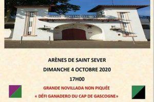 Saint Sever-défi-cap-gasgogne