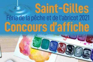 Saint Gilles-concours affiche2021
