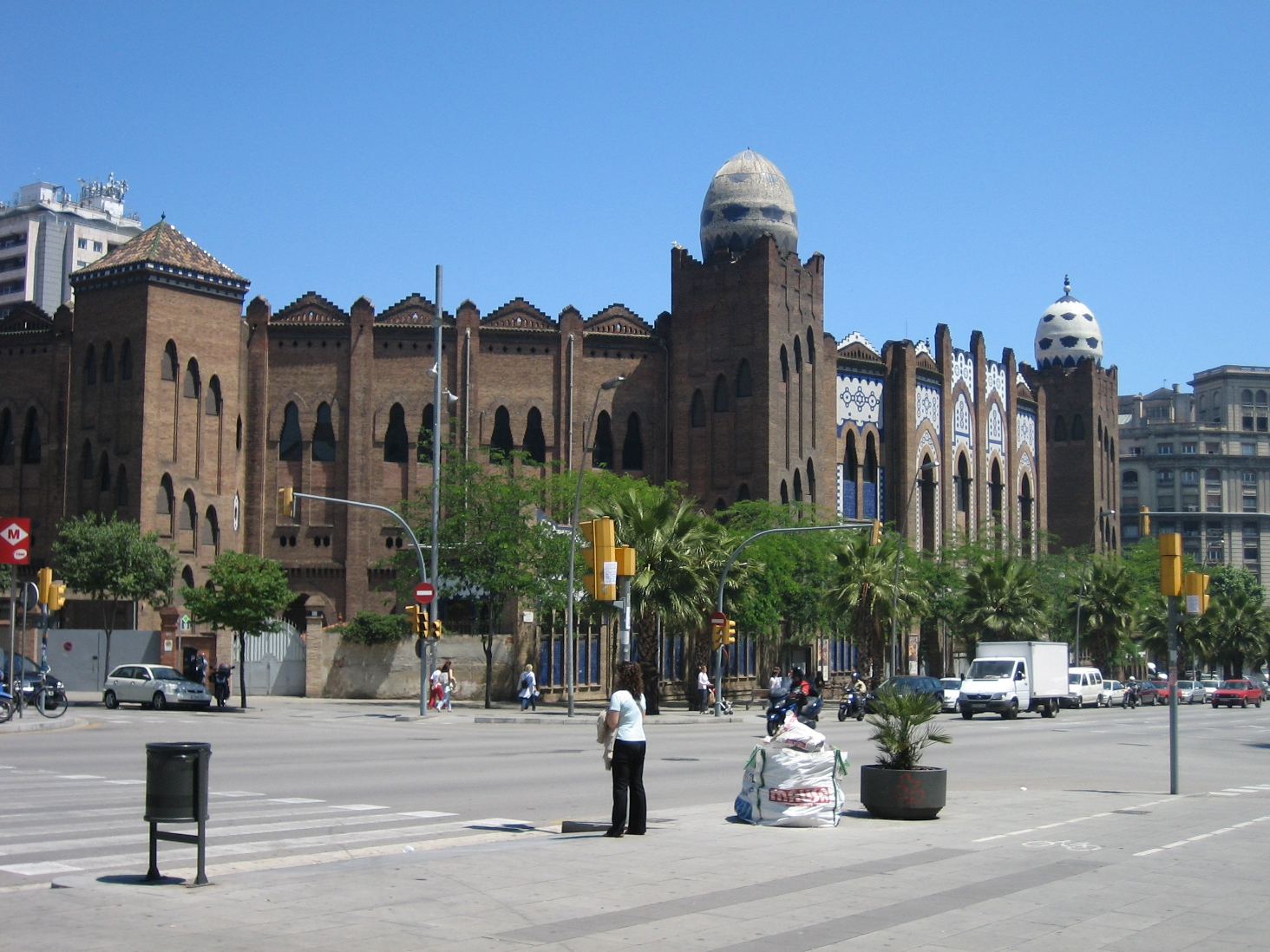 arène de barcelona