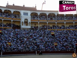 madrid canal plus toros