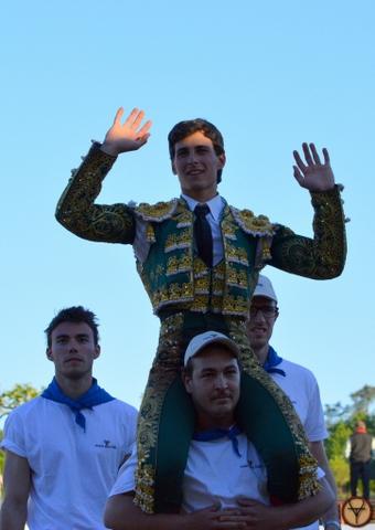 Bougue - vainqueur 2014- Garcia Navarrete