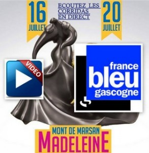 Madeleine 2014 en direct