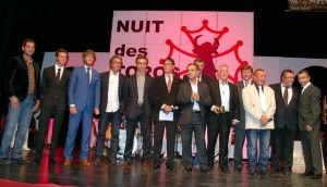 Béziers-prix toros d'oc 2014
