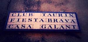 Vergèze-club taurin fiesta brava