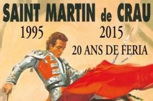 Saint Martin de Crau-affiche2015
