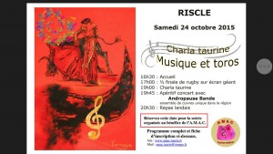 Riscle_musica
