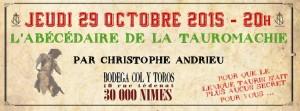 nimes_jeunes aficionados_abécédaire