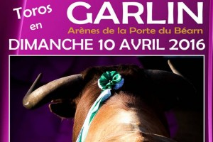 GARLIN 10 avril 2016_affiche
