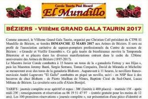 Béziers-Gala2017-El Mundillo