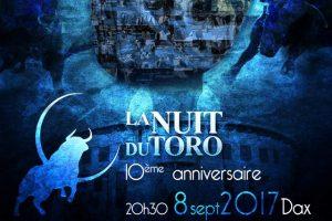 Dax-nuit du toro 2017