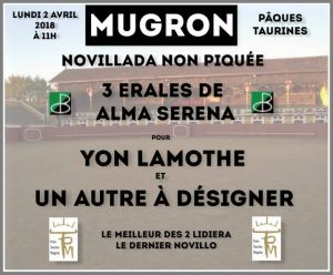 mugron-présentation non piquée 2018