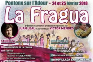 Pontonx-La Fragua2018
